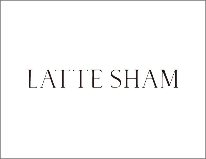 LATTE SHAM